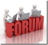 Продвижение на форумах