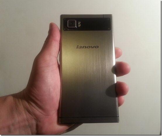 Обзор Lenovo VIBE Z2
